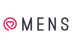 Logo van @Mens, een klant van KIT Krachtige Verbinding