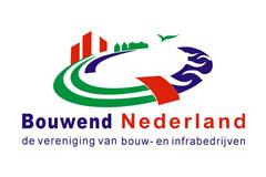 Logo van Bouwend Nederland, een klant van KIT Krachtige Verbinding