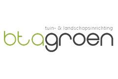 Logo van BTA Groen, een klant van KIT Krachtige Verbinding
