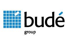Logo van Budé, een klant van KIT Krachtige Verbinding