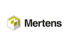 Logo van Mertens, een klant van KIT Krachtige Verbinding
