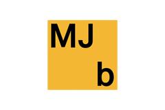 Logo van MJ Bouw, een klant van KIT Krachtige Verbinding