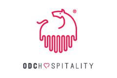 Logo van ODC Hospitality, een klant van KIT Krachtige Verbinding