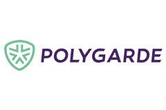 Logo van Polygarde, een klant van KIT Krachtige Verbinding