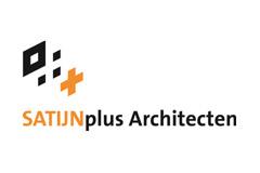 Logo van SatijnPlus Architecten, een klant van KIT Krachtige Verbinding