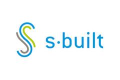 Logo van S-Built, een klant van KIT Krachtige Verbinding
