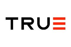 Logo van TRUE, een klant van KIT Krachtige Verbinding