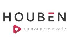 Logo van Houben Renovatie, een klant van KIT Krachtige Verbinding
